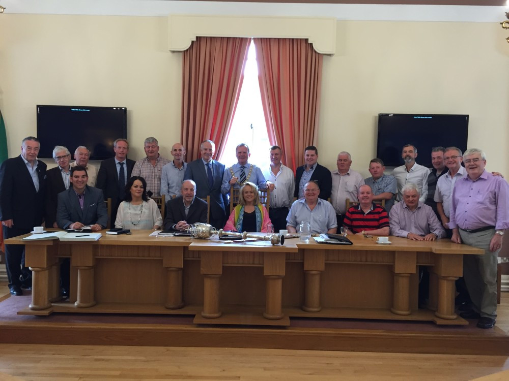 LAMA Executive Meeting - July 2015 Kilkenny